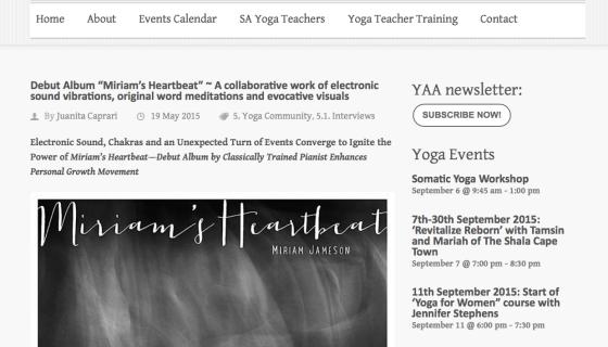 Yoga Awakening Africa